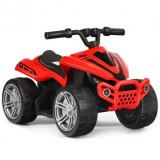 ATV electric cu 4 roți pentru copii, Rosu