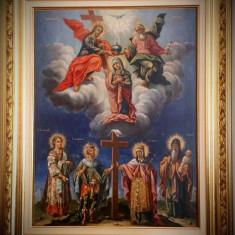 Incoronarea Fecioarei - Gheorghe Tattarascu