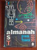 ALMANAH ȘTIINȚA ȘI TEHNICA 1969