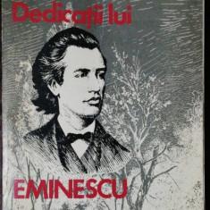 DEDICATII LUI EMINESCU - VICTOR CRACIUNE