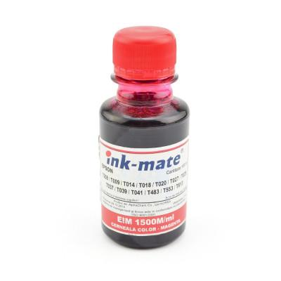 Cerneala refil Magenta ( rosie ) pentru imprimante Epson foto