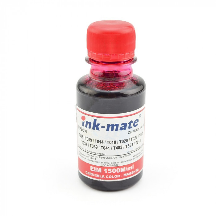 Cerneala refil Magenta ( rosie ) pentru imprimante Epson