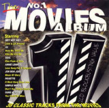 2 CD The No. 1 Movies Album, originale