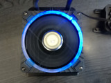 Cooler CPU water cooling ID-Cooling ICEKIMO 120 Blue AM3+/AM4., Pentru procesoare