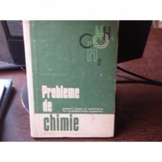 PROBLEME DE CHIMIE - ACHIM MARINESCU