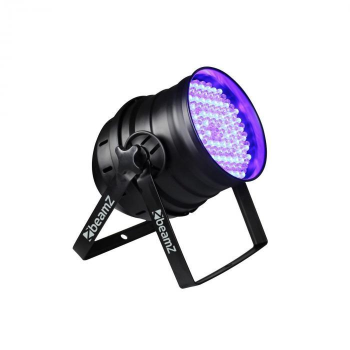 Beamz LED PAR 64 CanRGB DMX