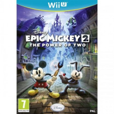 Epic Mickey 2 The Power of Two Wii U