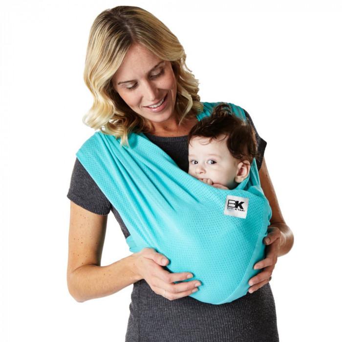 Sistem Purtare Baby Ktan Baby Carrier Breeze -Teal - Marimea L