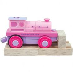 Locomotiva Electrica Roz