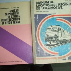 MANUALUL LACATUSULUI MECANIC DE LOCOMOTIVE ST. DINU