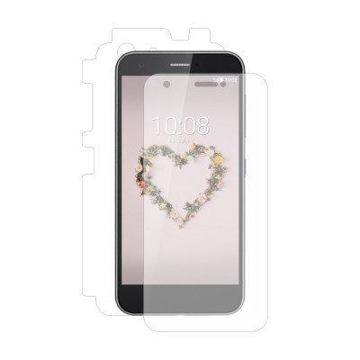 Folie de protectie Clasic Smart Protection ZTE Blade A512 foto