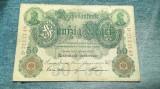50 Mark 1908 Germania / marci