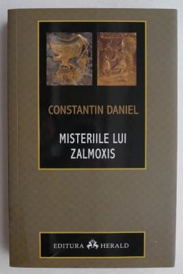 Misteriile lui Zalmoxis - Constantin Daniel foto