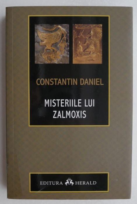 Misteriile lui Zalmoxis - Constantin Daniel