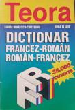 DICTIONAR FRANCEZ-ROMAN ROMAN-FRANCEZ - Mihaescu-Cirsteanu, Eliade