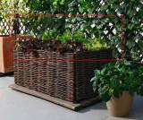 Set 4 suporturi pentru plasa anti-insecte McNeal