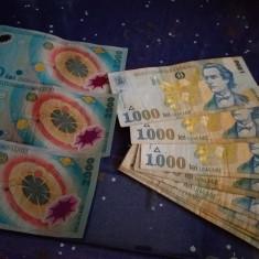 Lot bancnote romanesti, Europa