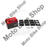 MBS Baterie moto Lithium-Ion 12v 2.4Ah HJTZ7S-FP JMT YTZ7S/YTX7L-BS , Cod Produs: 7070041MA
