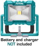 TOTAL - Lampa de lucru - 1500 lumeni - 20V (NU include acumulator si incarcator) - MTO-TFLI2002