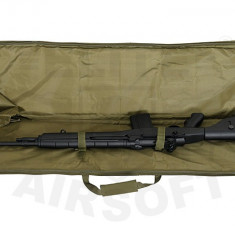 Geanta transport 120cm - Negru [8FIELDS]