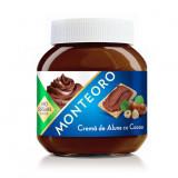 Monteoro Crema de alune cu cacao, 350 g