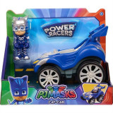 Jucarie Pj Masks Power Racer Cat-Car & Figure
