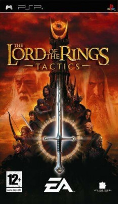 Joc PSP The Lord of the Rings - The Lord of the Rings: Tactics foto