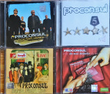 Proconsul – Mi-ai Luat Inima & 5 & Balade Pentru Tine & Da Mai..(set 4 CD)