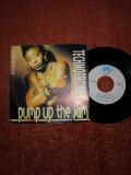 "Technotronic Pump up the Jam ARS 1989 Belgium single vinil vinyl 7"""