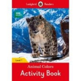 BBC Earth. Animal Colors Activity book