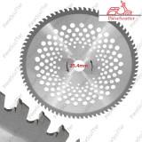 Disc Taietor - Lama Trimmer VIDIA MotoCoasa - Moto Coasa 40 dinti - 255