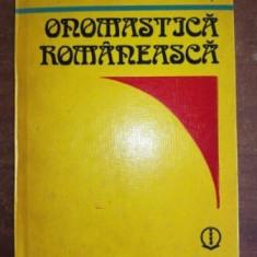 Onomastica romaneasca- I. Patrut