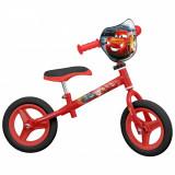 Bicicleta fara pedale Disney Cars 3 - 10 inch