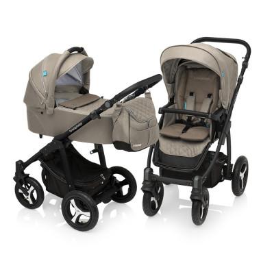 Baby Design Lupo Comfort 09 Beige 2017 Carucior Multifunctional 2in1 foto