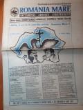 Ziarul romania mare 9 iunie 1995- 5 ani de la aparitia revistei romania mare