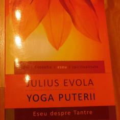 Yoga puterii - eseu despre tantre de Julius Evola