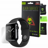 FOLIE ALIEN SURFACE HD, APPLE WATCH 38MM, PROTECTIE ECRAN + ALIEN FIBER CADOU