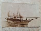 Galați - Vedere din port., Necirculata, Fotografie, Girov