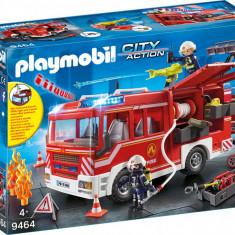 Playmobil City Action - Masina de pompieri cu furtun