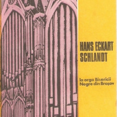 Caseta Hans Eckart Schlandt La Orga Bisericii Negre Din Brașov