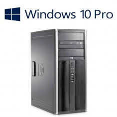PC Refurbished HP 8100 Elite MT, I5-660, Win 10 Pro