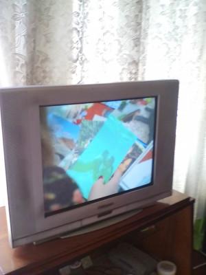 Televizor diag 56 Zander foto