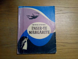 INSIR-TE MARGARITE - Victor Eftimiu - JUL. PERAHIM (ilustratii) - 1968, 147 p.