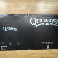 Quicksilver Messenger Service – Anthology (2LP,2 viniluri,1973,CAPITOL,UK), VINIL
