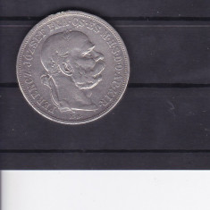 1900  FERENCZ  JOZSEF 5  KORONA  URME  AGATATOARE