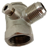 Supapa de sens compresor 3/4 F - 1/2 M