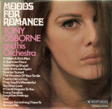 Disc Vinil - Tony Osborne And His Orchestra - Moods For Romance