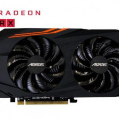 Placa video Gigabyte Aorus Radeon RX 580, 4G, DDR5, 256 bit