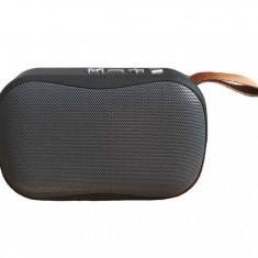 Boxa Portabila Bluetooth iUni DF14, USB, Slot Card, Gri