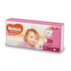 Scutece Huggies ultra confort girl 4+ (60) 10-16kg
